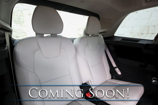 2019 Volvo XC90 T6 Momentum AWD w/3rd Row Seats, Park Assist Pilot, Panoramic Roof, Apple CarPlay & Tow Pkg in Eau Claire, Wisconsin 54703