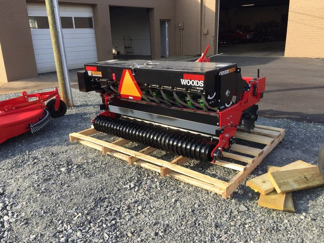 2021 Woods Seeder PSS72 Hunting Edition