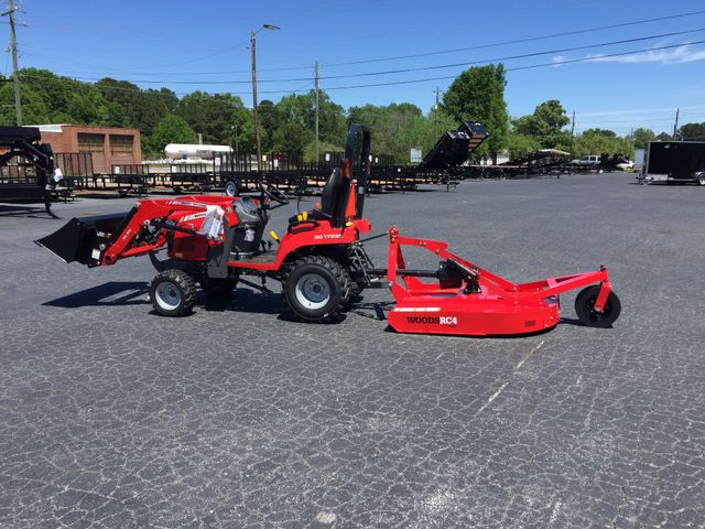 2021 Woods Rotary Cutter 4Ft RC4 in Madison, Georgia 30650