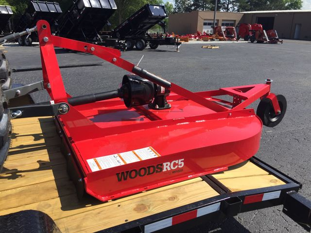 2021 Woods Rotary Cutter 5Ft RC5