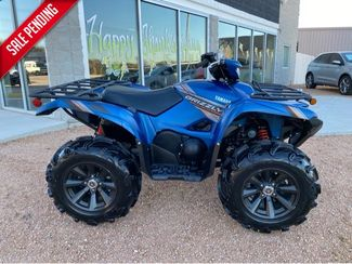 2019 Yamaha Grizzly EPS 4WD SE in McKinney, TX 75070