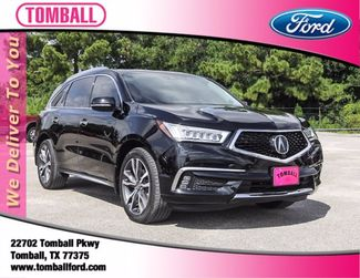 2020 Acura MDX w/Advance Pkg in Tomball, TX 77375