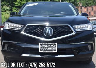 2020 Acura MDX w/Advance/Entertainment Pkg Waterbury, Connecticut 10