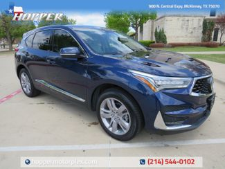 2020 Acura RDX Advance Package in McKinney, Texas 75070