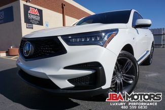 2020 Acura RDX w/A-Spec Pkg A-Spec SUV Pearl White ONLY 19k MILES in Mesa, AZ 85202