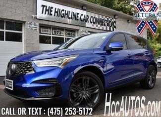 2020 Acura RDX w/A-Spec Pkg Waterbury, Connecticut
