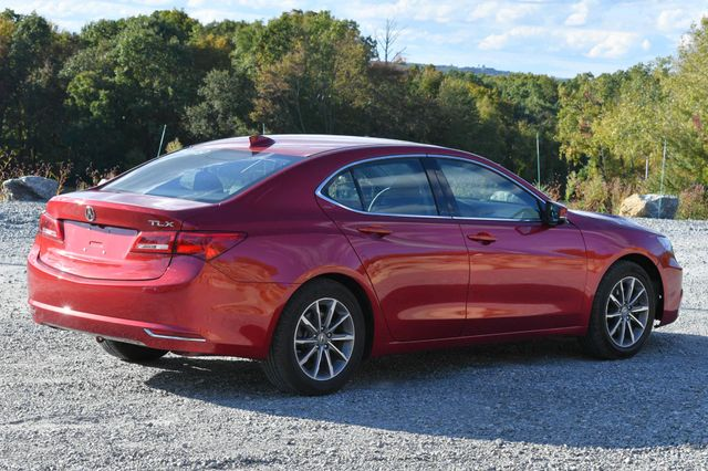 2020 Acura TLX Naugatuck, Connecticut 4