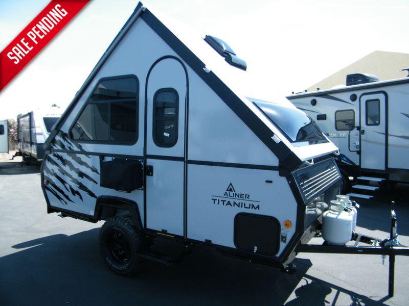 2020 Aliner Titanium 12 Off Road  in Surprise AZ