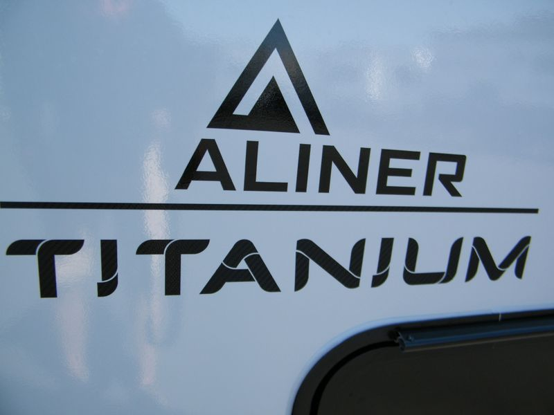 2020 Aliner Titanium 12 Off Road  in Surprise, AZ