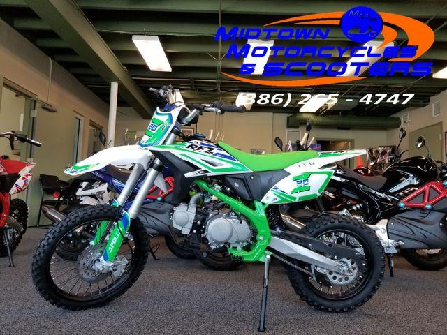 2020 Apollo Max 125 Dirt Bike
