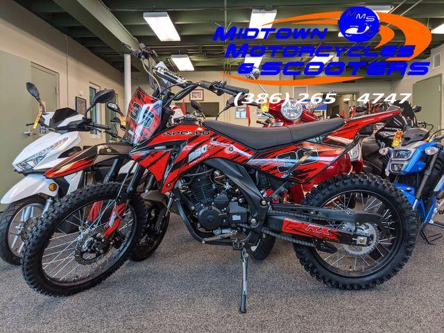 2020 Apollo Super Dirt Bike 250cc