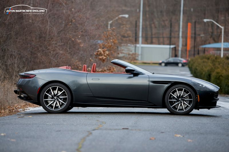 2020 Aston Martin DB11 Volante   city MA  Aston Martin of New England  in Waltham, MA
