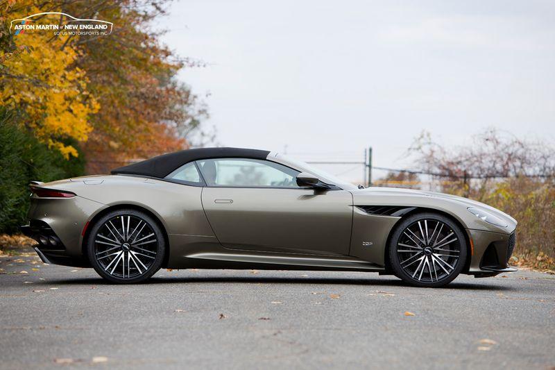2020 Aston Martin DBS Volante   city MA  Aston Martin of New England  in Waltham, MA