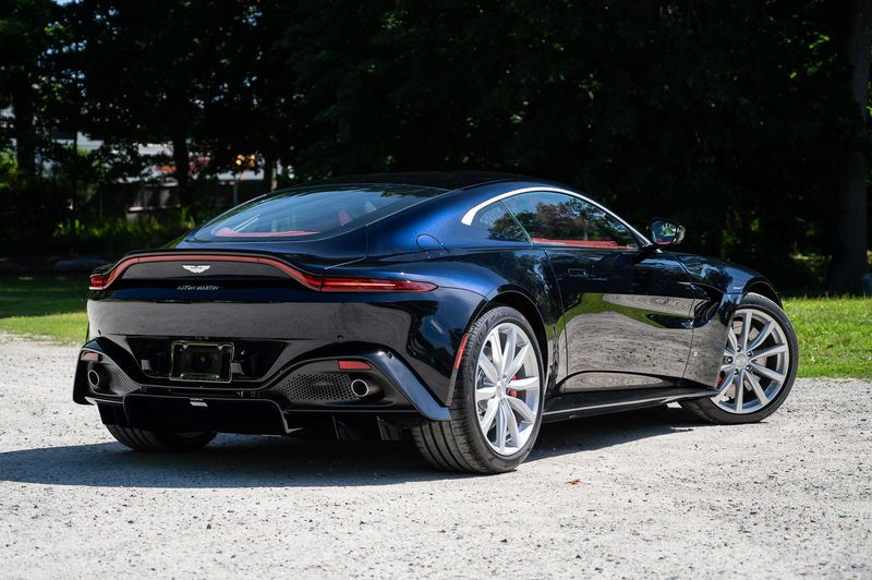 2020 Aston Martin Vantage   city MA  Aston Martin of New England  in Waltham, MA