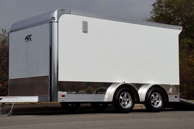 2020 Atc 14' MC300 Custom Motorcycle Trailer in Keller, TX 76111