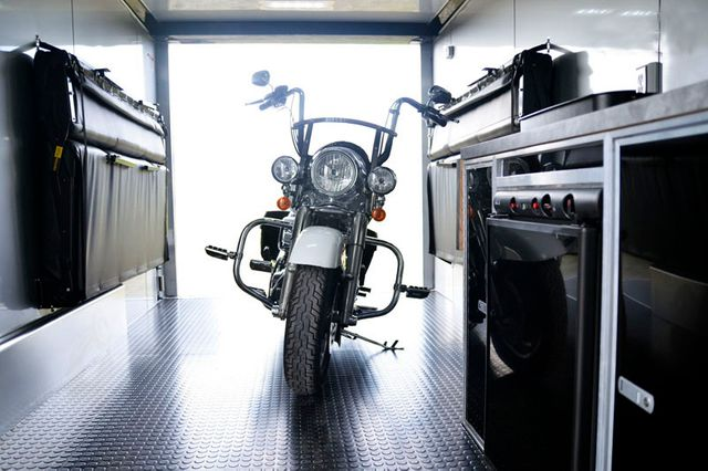 2020 Atc 18' Motorcycle Trailer w/ Bathroom in Fort Worth, TX 76111