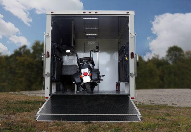 2020 Atc 18' Motorcycle Trailer w/ Bathroom