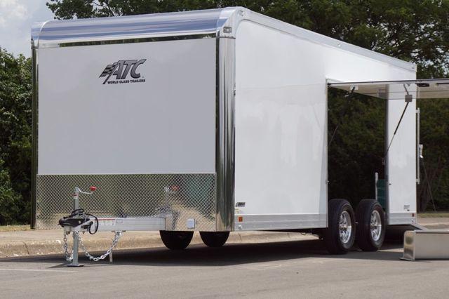 2021 Atc 8.5' X 20' CH205 CAR HAULER in Keller, TX 76111