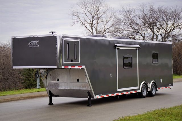 2020 Atc Roll Up Door BBQ Trailer w/ Custom Living Quarters in Fort Worth, TX 76111