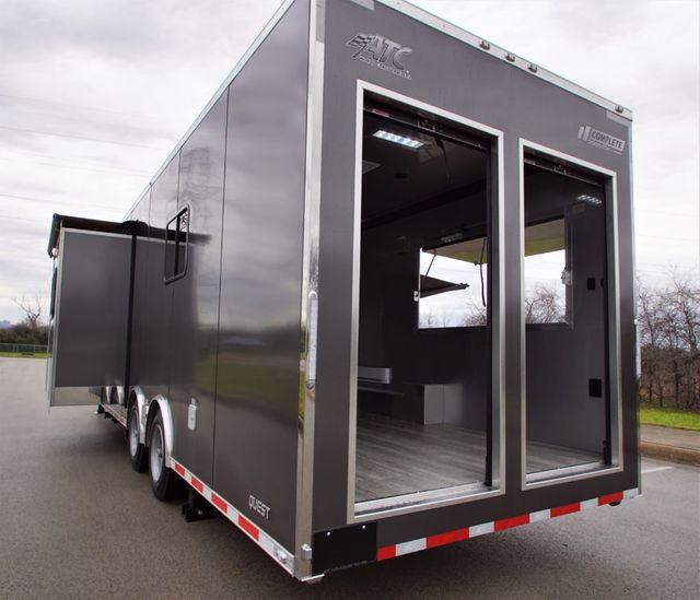 2020 Atc Roll Up Door BBQ Trailer w/ Custom Living Quarters in Keller, TX 76111