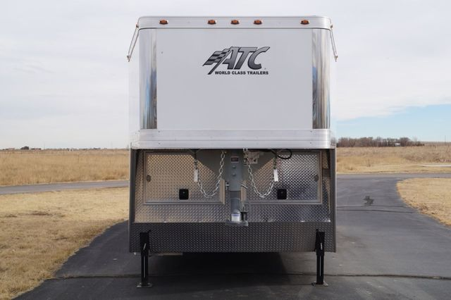 2020 Atc 32' Gooseneck Carhauler in Fort Worth, TX 76111