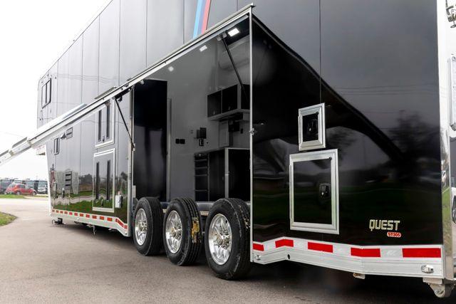 2020 Atc 45' BMW Gooseneck Stacker w/ Full Living Quarters in Fort Worth, TX 76111