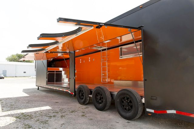 2020 Atc 8.5' X 48' Black Ops Trailer (2)
