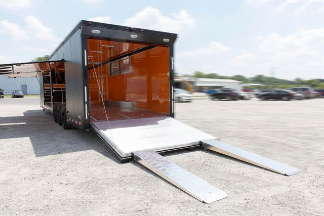 2020 Atc 8.5' X 48' Black Ops Trailer (2) in Fort Worth, TX 76111