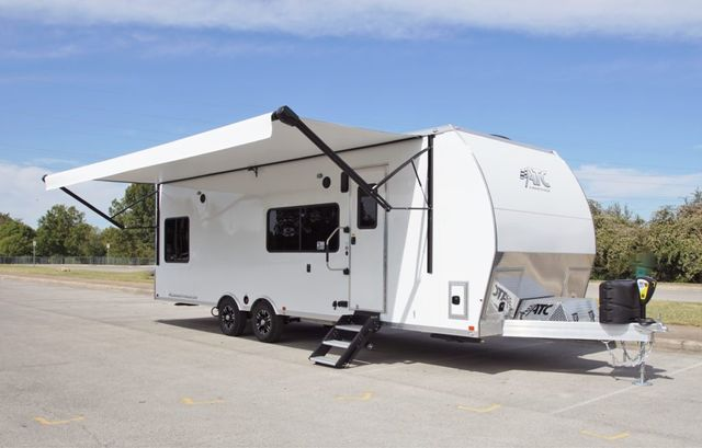 2020 Atc **SALE** 28' No Front Bedroom Toy Hauler