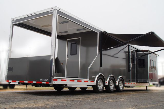 2020 Atc Competition BBQ Trailer w/ Living Quarters
