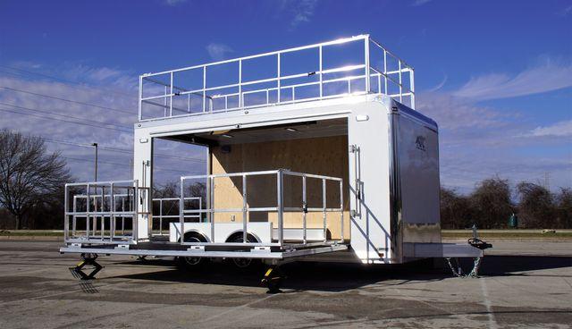 2020 Atc Base Model Stage Trailer W/ Electrical in Keller, TX 76111