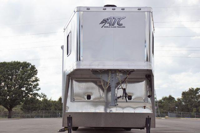 2020 Atc Custom 8.5 X 48 ATC Quest Gooseneck Toy Hauler in Fort Worth, TX 76111