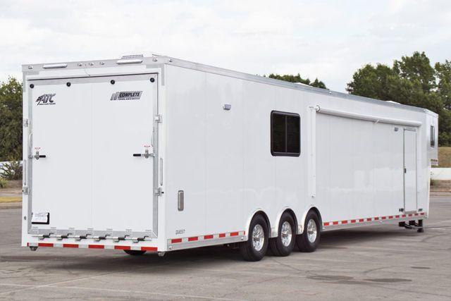 2020 Atc Custom 8.5 X 48 ATC Quest Gooseneck Toy Hauler in Keller, TX 76111