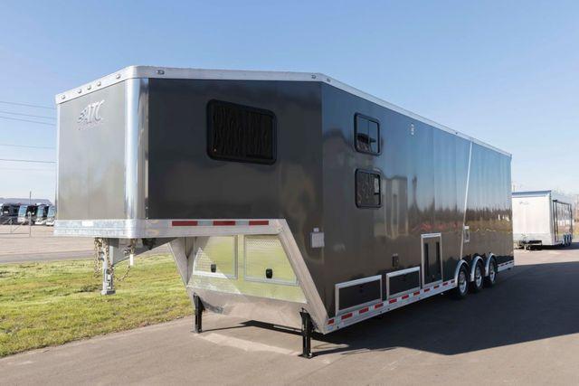2020 Atc Gooseneck Stacker w/ Custom Living Quarters in Keller, TX 76111