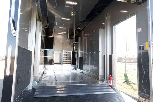 2020 Atc Gooseneck Stacker w/ Custom Living Quarters in Fort Worth, TX 76111
