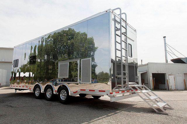2020 Atc Quest – 32' Custom Multiroom Trailer w/Stainless Steel Exterior in Keller, TX 76111