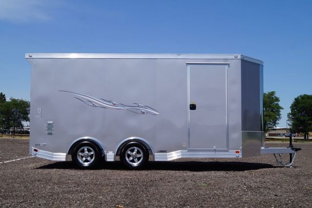 2020 Atc Quest 8.5' Wide Motorcycle 8.5 X 16 + 2' V-Nose in Keller, TX 76111