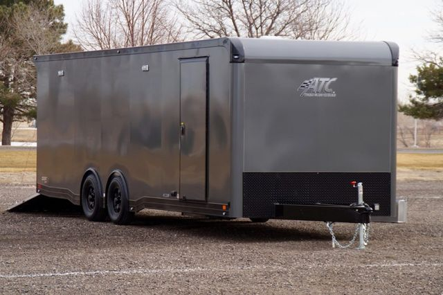 2020 Atc Quest CH305 Grey/Blackout in Fort Worth, TX 76111