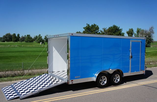2020 Atc Custom Blue Motorcycle (1) in Keller, TX 76111
