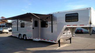 2020 Atc 8.5 X 37 Custom Toyhauler Gooseneck in Fort Worth, TX 76111