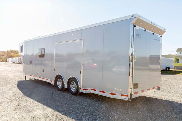 2020 Atc 8.5X36 Custom Toyhauler Gooseneck in Fort Worth, TX 76111
