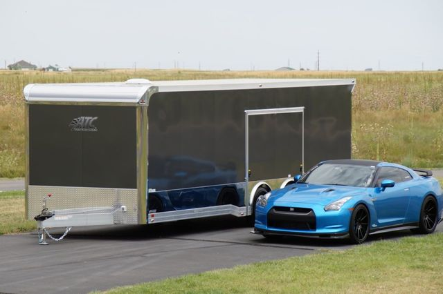 2020 Atc 8.5X24 Ultimate Car Hauler in Fort Worth, TX 76111