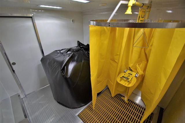 2020 Atc Emergency Shower Unit