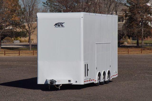 2020 Atc Quest Whiteout Stacker w/ Tilt Lift