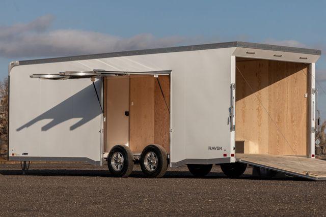 2020 Atc Raven 8.5x24 w/Escape Door & Spoiler in Fort Worth, TX 76111
