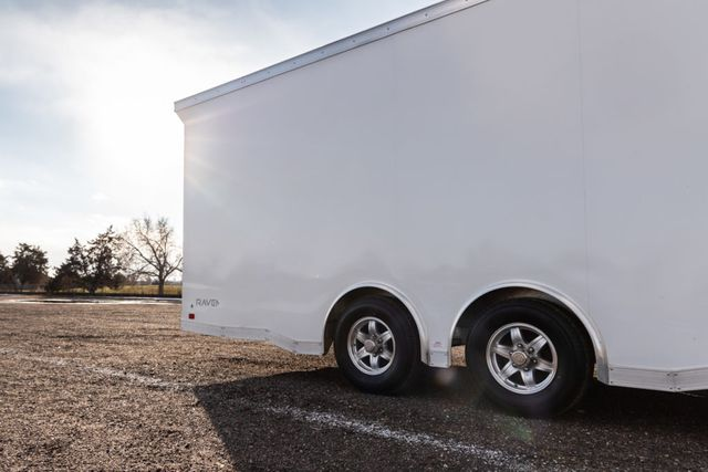 2020 Atc Raven 8.5x24 w/Escape Door & Spoiler in Keller, TX 76111