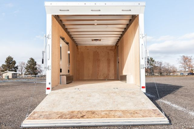 2020 Atc Raven 8.5x24 w/Escape Door & Spoiler in Keller, TX 76111