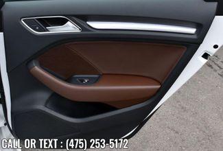 2020 Audi A3 Sedan S line Premium Waterbury, Connecticut 22