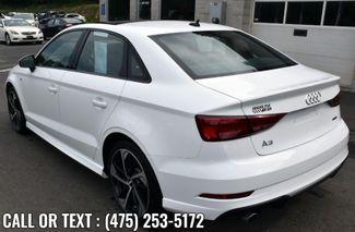 2020 Audi A3 Sedan S line Premium Waterbury, Connecticut 4
