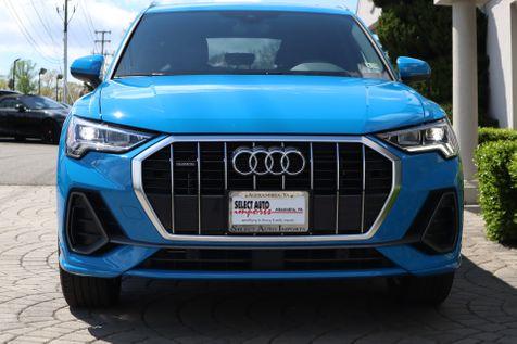 2020 Audi Q3 S line 45 Quattro Premium Plus in Alexandria, VA